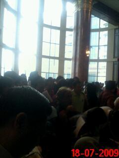 MCA join PKR di Sunway Hotel
