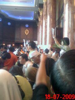 MCA join PKR di Sunway Hotel2