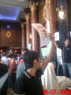 MCA join PKR di Sunway Hotel3